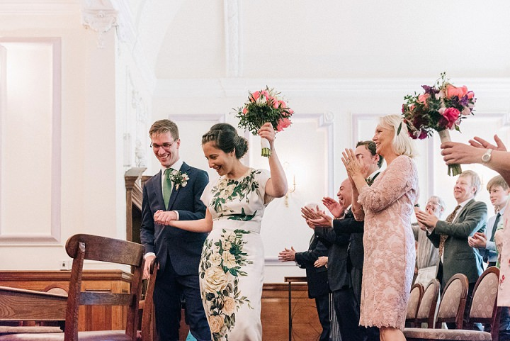 Erin and Tom's Relaxed Riverside Country Pub Wedding in Oxford by Babb Photo