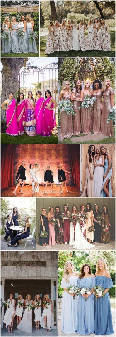 Boho Pins: Top 10 Pins of the Week – Bridesmaids Outfits