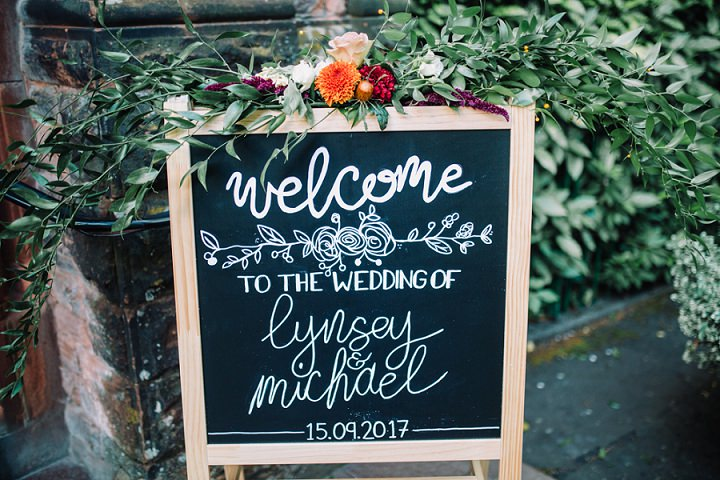 Lynsey and Michael's Pretty and Personal Autumnal Wedding in Scotland by The Gibsons