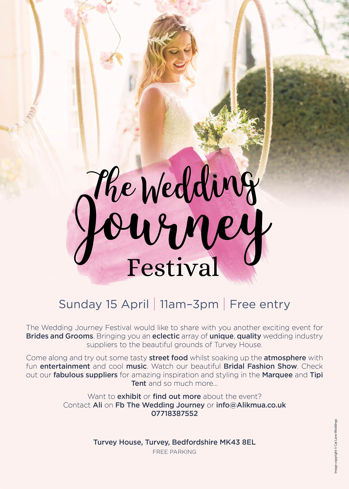 The Wedding Journey Festival - Bedfordshire
