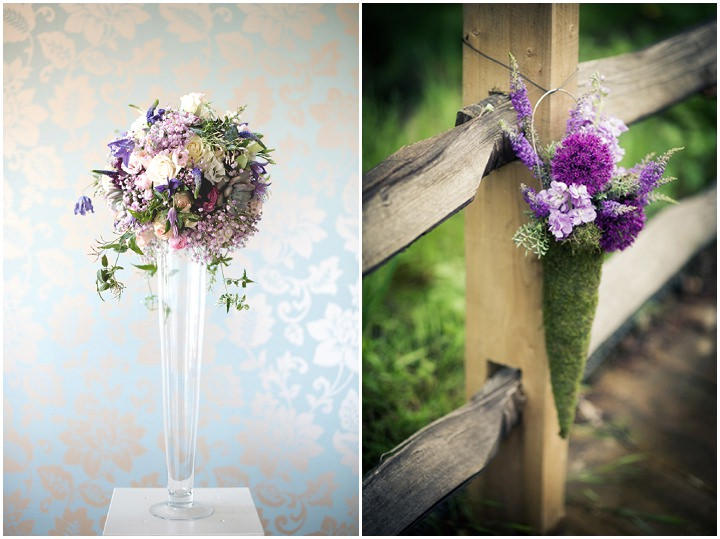Ask The Experts: Ultra Violet - How to Use This Years on Trend Colour in Your Wedding Flowers