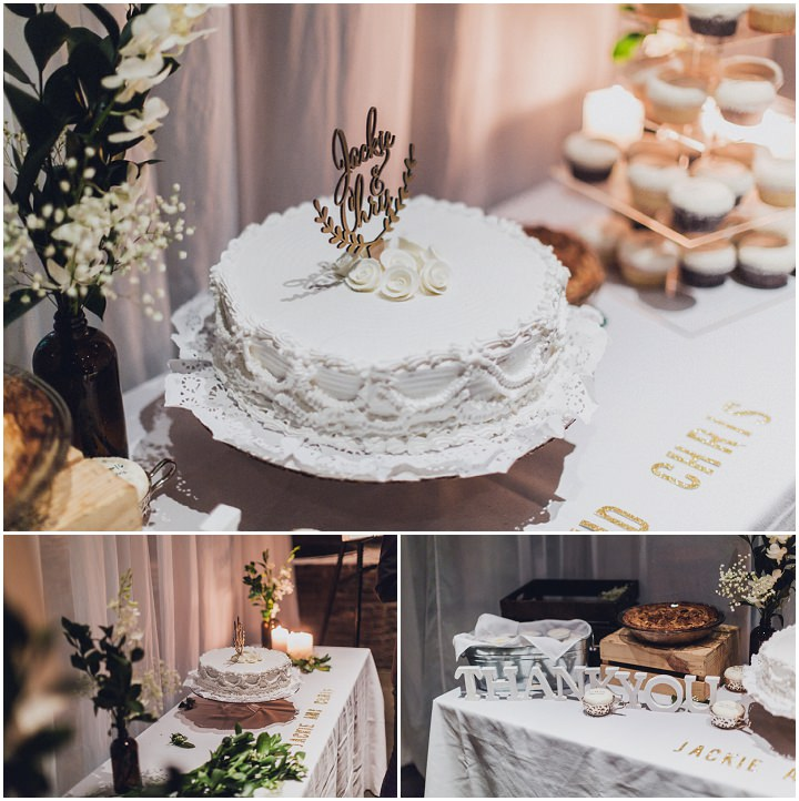 Chris and jackies elegant new york roof top wedding by danila advice for other couples create a budget and stick to your budget no matter what you cut no matter what unexpected things happen its gonna be great junglespirit Images