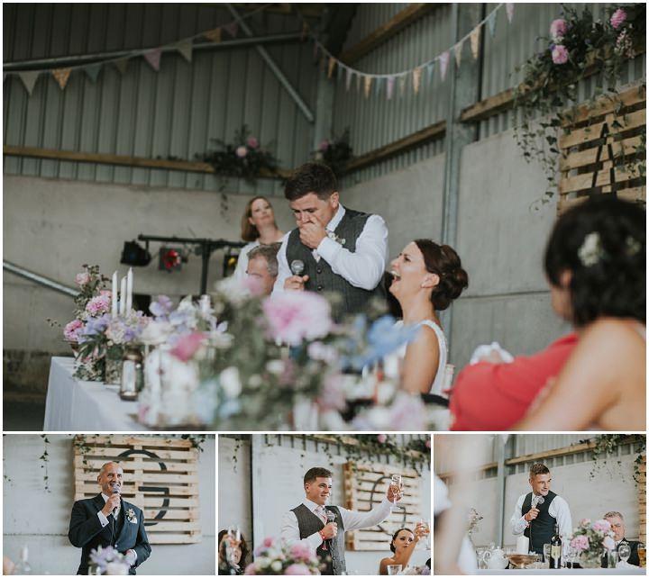 Alaw and Gari's Rustic Chic Farm Wedding by Nesta Lloyd