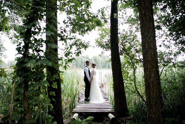 Jonas and Jocasta's Outdoor Family Focused DIY Lithuanian Farm Weddingby Captured by Katrina