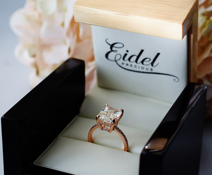 Boho Loves: Sapphire Engagement Rings by EidelPrecious – Unique Stones for the Alternative Bride