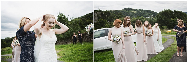 Evie and Jen's 'Inspired by Nature' Tipi Wedding in Derbyshire by Benni Carol Photography