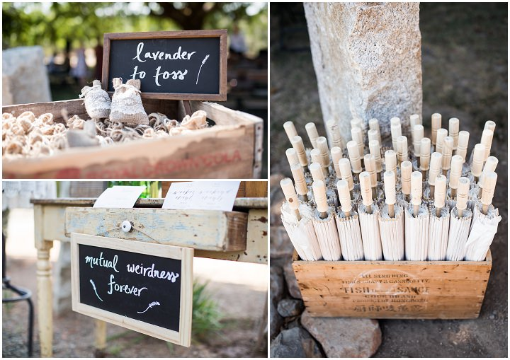 Hannah and Scott's Rustic Chic Outdoor Ranch Wedding in California by Kreate Photography