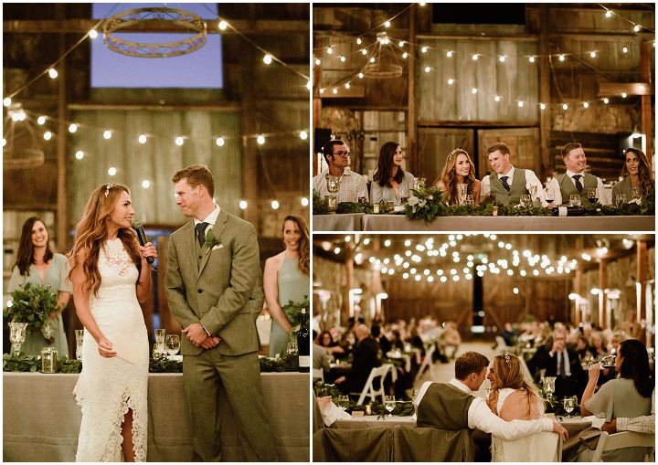 Casey and Dustin's Natural 'Just About Us' Coastal Ranch Wedding in California by Loveridge Photography