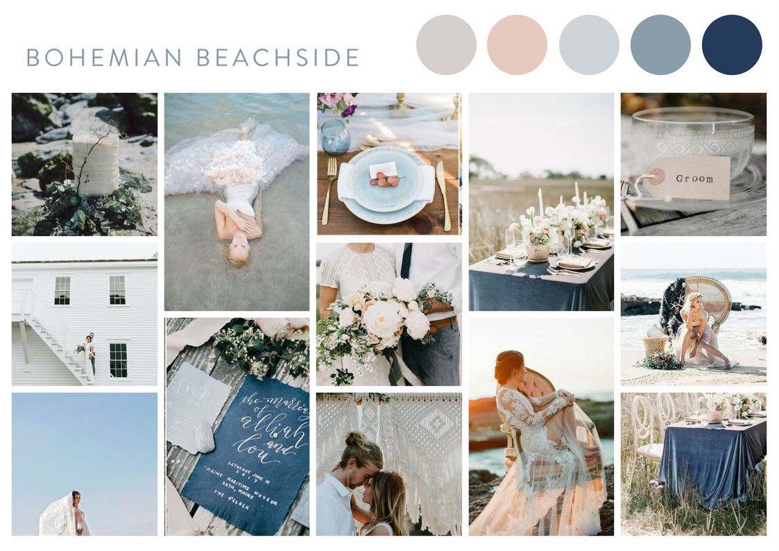 Ask The Experts How To Design Your Wedding Mood Board In 5 Simple