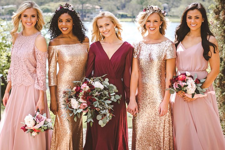 Bridal Style: Exclusive First Look - New Floaty Chiffon from Revelry in their Summer 2018 Collection
