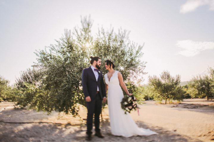 Martha and Christian's 'Venezuela meets Croatia' Eco Friendly Greenery Wedding by Mihoci Studios