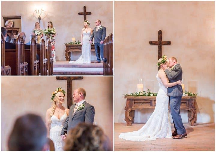 Jessica and Tony's Boho Chic Texas Country Wedding by Dawn Elizabeth Studios