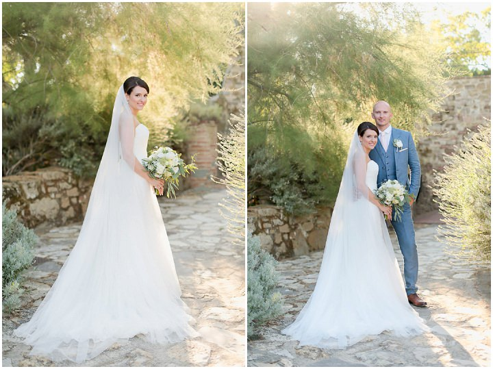 Elizabeth and Lee's Rustic Chic Intimate Wedding in Tuscany by Facibeni Fotografia