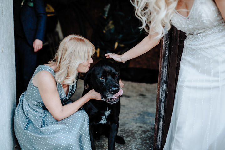 James and Emma's Laid Back Tipi Wedding in Cheshire by Amy Louise Photography