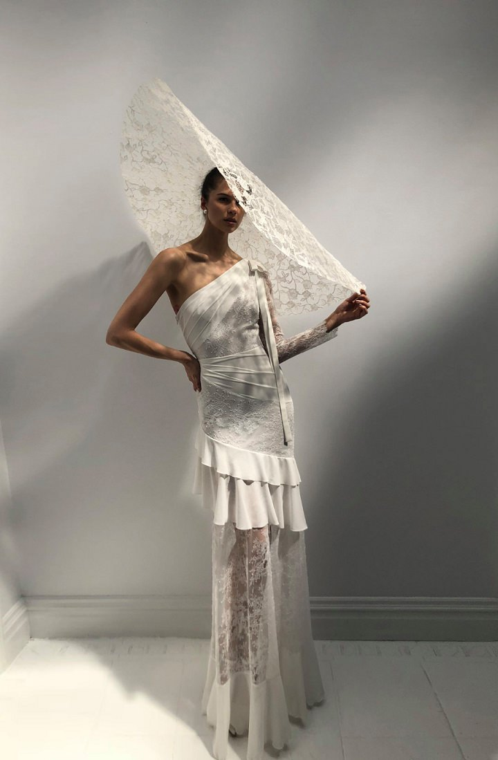 Bridal Style: LIVNÉ White's New EDEN Collection - High Fashion Bridal with a Twist of Boho