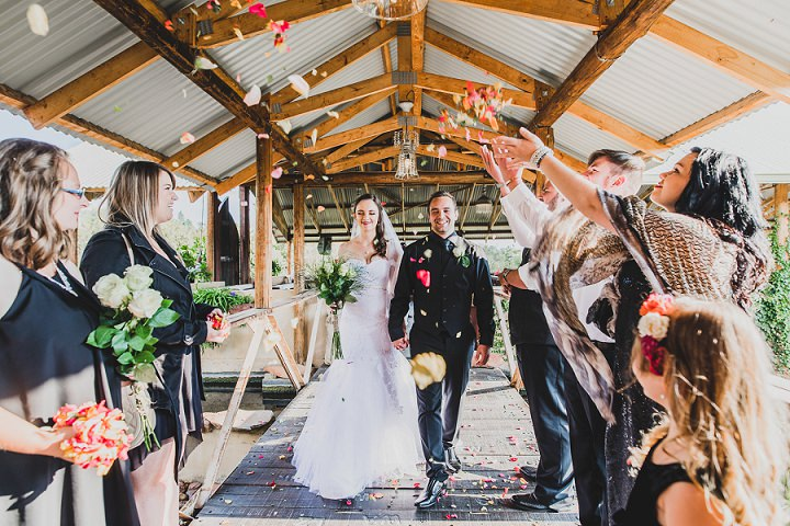 Rozanne And Ruan S Intimate Boho Chic South African Wedding By L