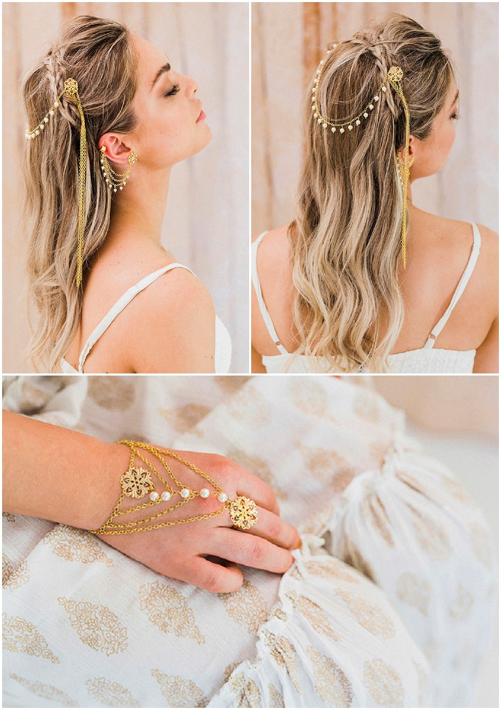 Bridal Style: Cynthier - The Marrakesh Collection 'Romantic Bohemian Luxe Jewellery with Exotic Gypsy Flair'