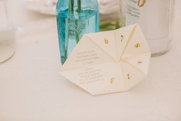 Nikki andPaul's Laid Back Summer Wedding at Home by Verman Photography