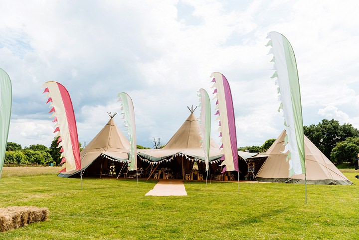 Ask The Experts: The Pros and Cons of Planning a Tipi Wedding with Elite Tents (Part 1)