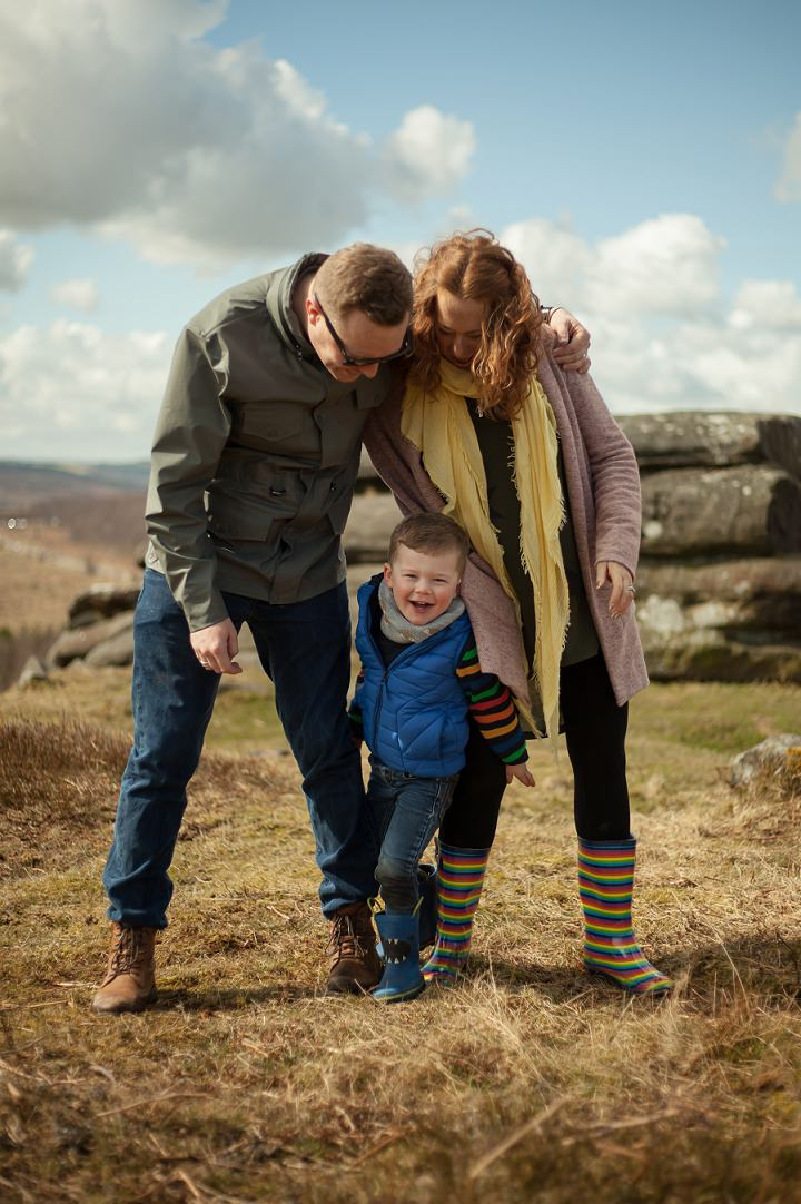 Natural Family Photography with Jess Petrie (With me and my lovely family modelling)