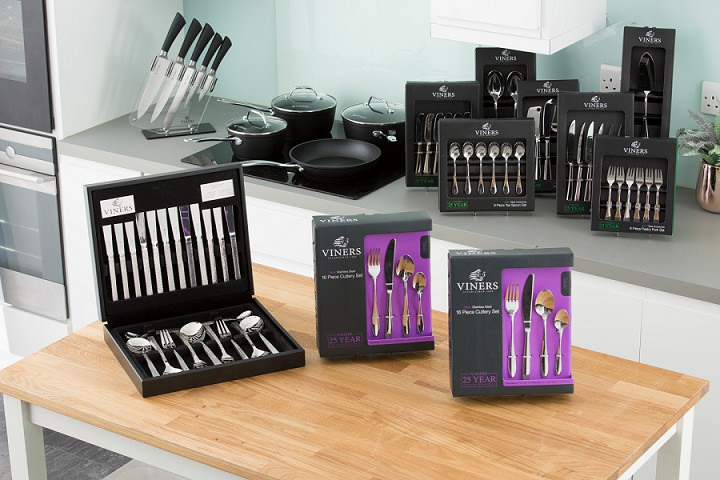 WIN WIN WIN - The Ultimate Kitchen Bundle Worth Over £500 From Viners