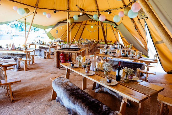 The Pros and Cons of Planning a Tipi Wedding with Elite Tents (Part 1)