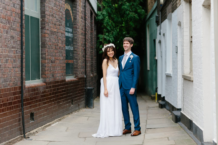 Ly and Jamie's Relaxed, Untraditional Islington Wedding Across 4 Venues by Christine Wehrmeier