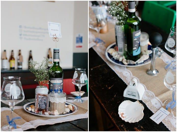 Lois and Paul's Homespun Seaside Themed Wedding with Plenty of Beer by Christine Wehrmeier