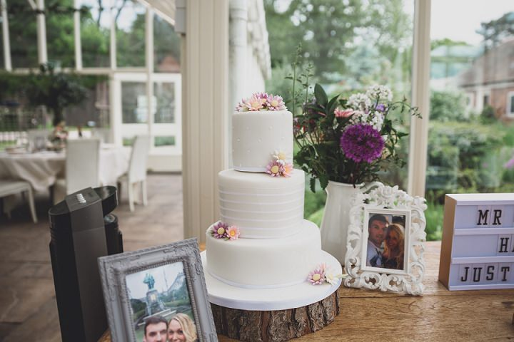 Lucy and Alexander's 'Bringing The Outside In' Relaxed Cheshire Wedding by Jess Yarwood
