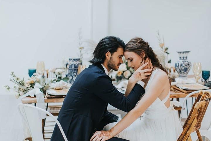 'An Urban Boho Romance' Exotic Earthy Wedding Inspiration