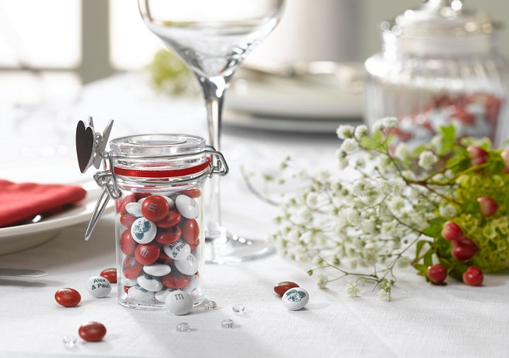 Boho Loves: Personalised Wedding Favours and Decoration from My M&M's®