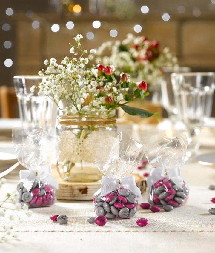 Boho Loves: Personalised Wedding Favours and Decoration from My M&M's® PLUS 15% Off Your Order.