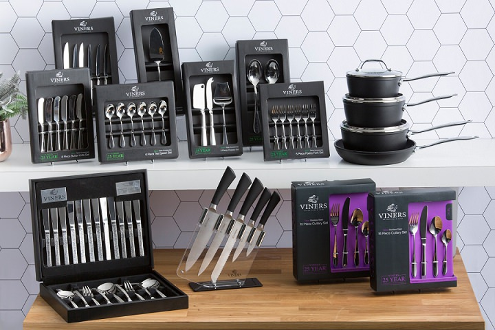 WIN WIN WIN – The Ultimate Kitchen Bundle Worth Over £500 From Viners