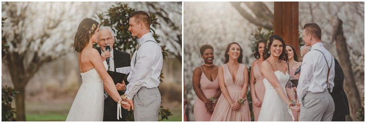 Carolina and Steven's Rustic Spring Wedding in Texas by April Pinto Photography