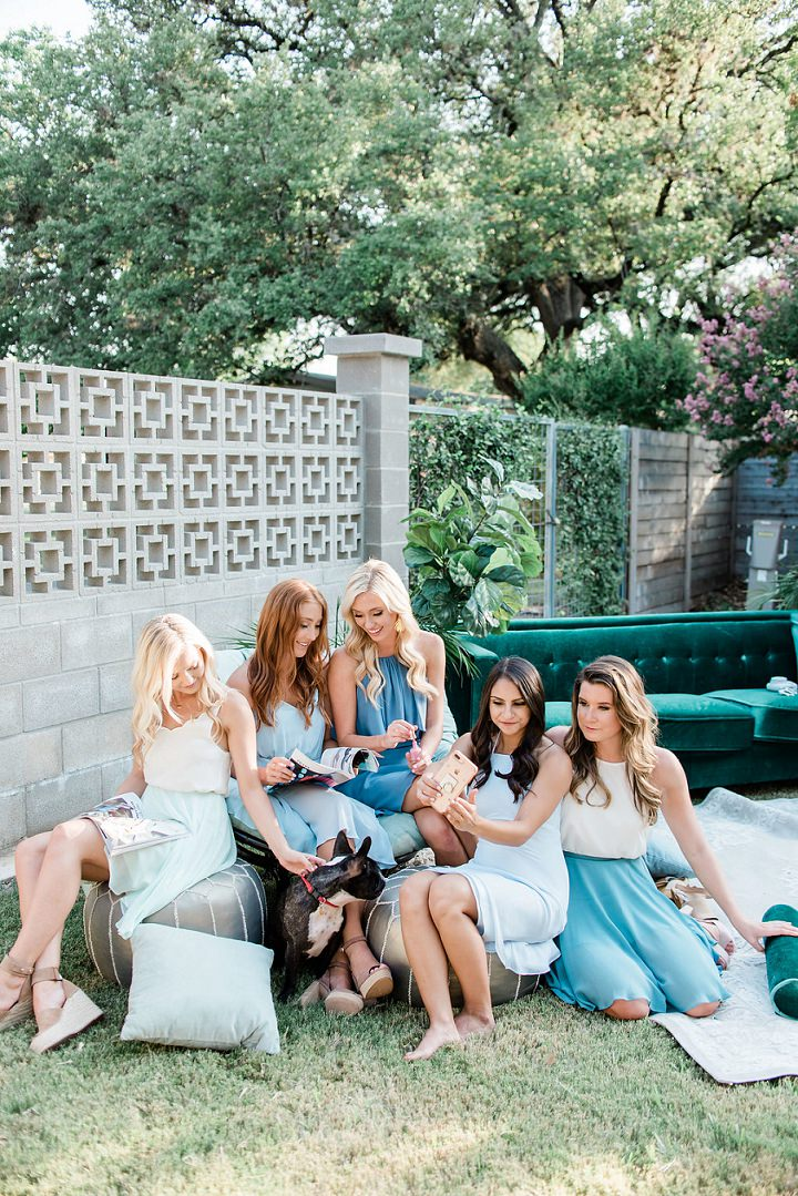 Revelry Brings Summer Fun And Festival Flair Together For This Palm Springs-Inspired Shoot