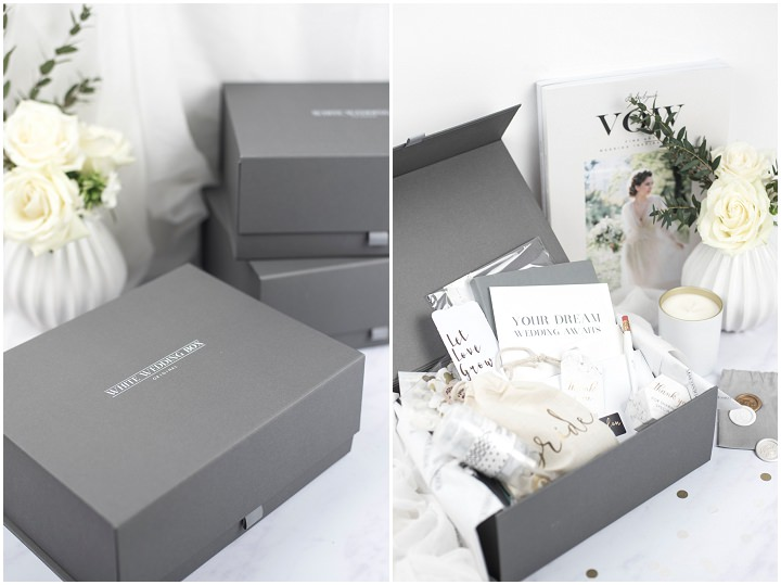 White Wedding Box - The UK's First Luxury Collection of Themed Wedding Planning Boxes