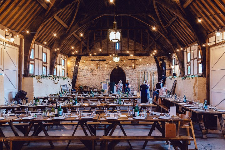 Rebecca and Paul's Town Meets Country MinimalCotswolds Wedding by Curious Rose Photography