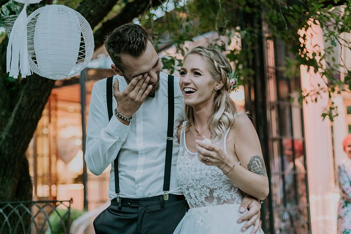 Niklas and Nicole's Emotional, Natural and Relaxed Austria Wedding by Anna Obermeier