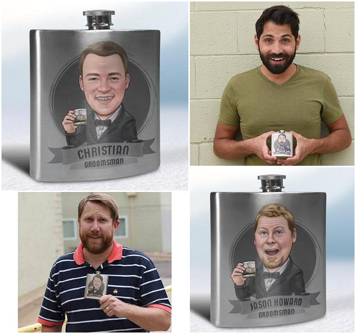 Unique Items from Groovy Groomsmen Gifts Your Best Mates Will Actually Use