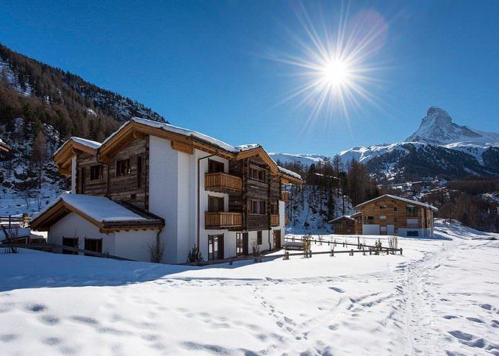 Honeymoon Ideas - Switzerland's Luxury Ski Honeymoons