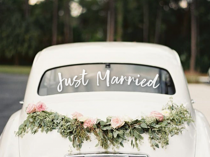 Boho Loves: Sticker You - Wedding Décor for a Chic and Personalised Wedding