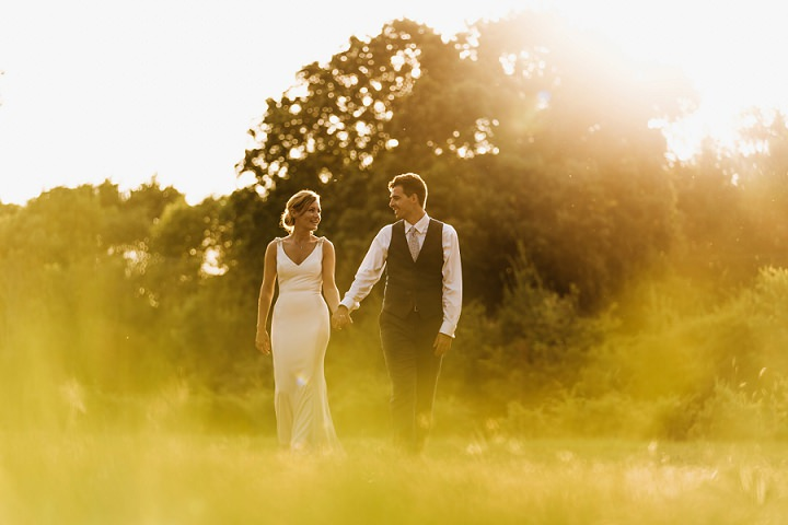 Jenny and Callum's Bright and Summery Fun Festival Themed Wedding by Matt Wing