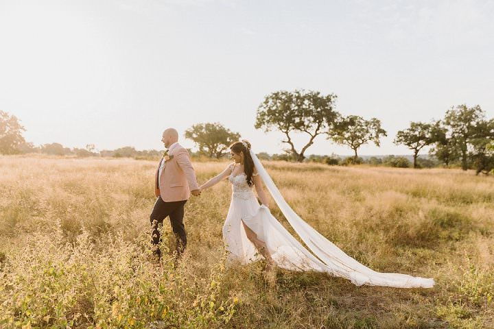 James and Meghan's South African Safari Elopement by Megan Ann Photography