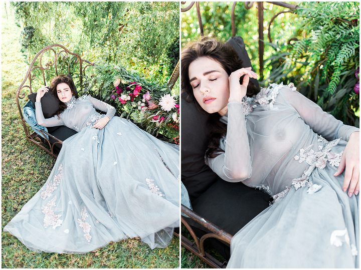 'Dreaming of Love and Romance' Fairy Tale Wedding Inspiration