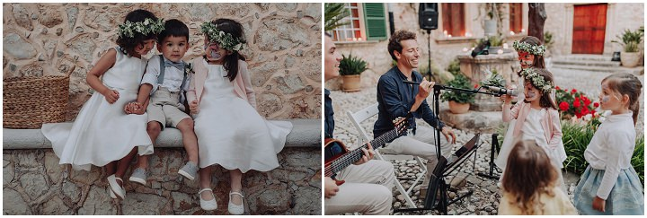 Jessica and Jorge's Simple, Elegant and Natural Spanish Wedding by Paco & Aga