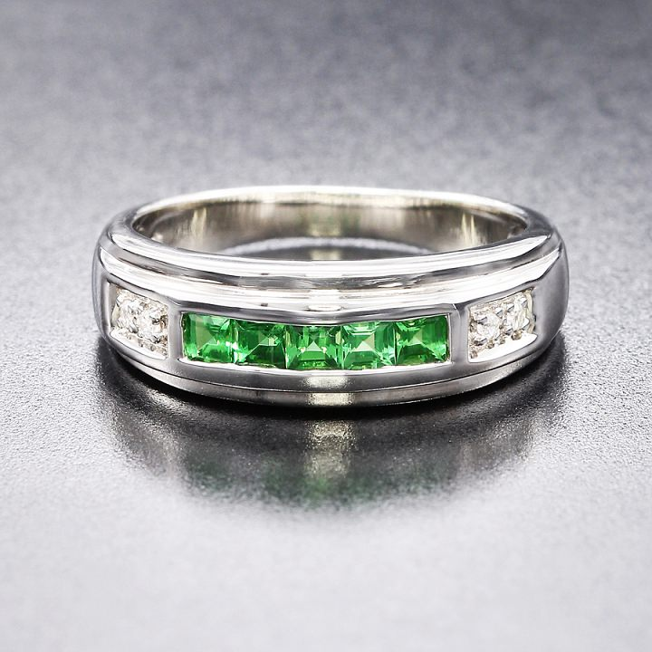 How to Pick the Perfect Men's Ring
