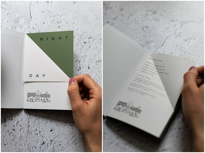 Paper Skeleton - Creative Stationery For The Style Conscious Couple