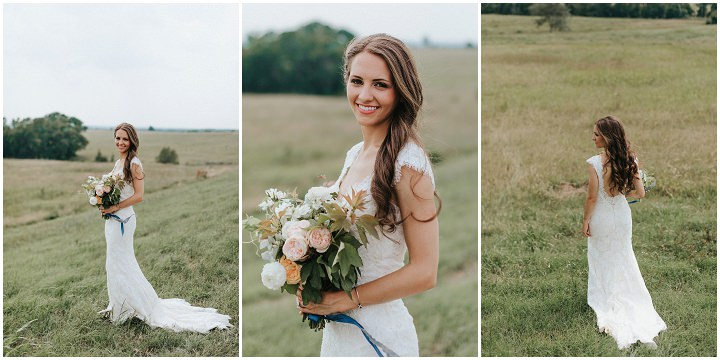 Kathryn and Trevor's Fun Filled Texas Family Farm Wedding by Grant Daniels Photography