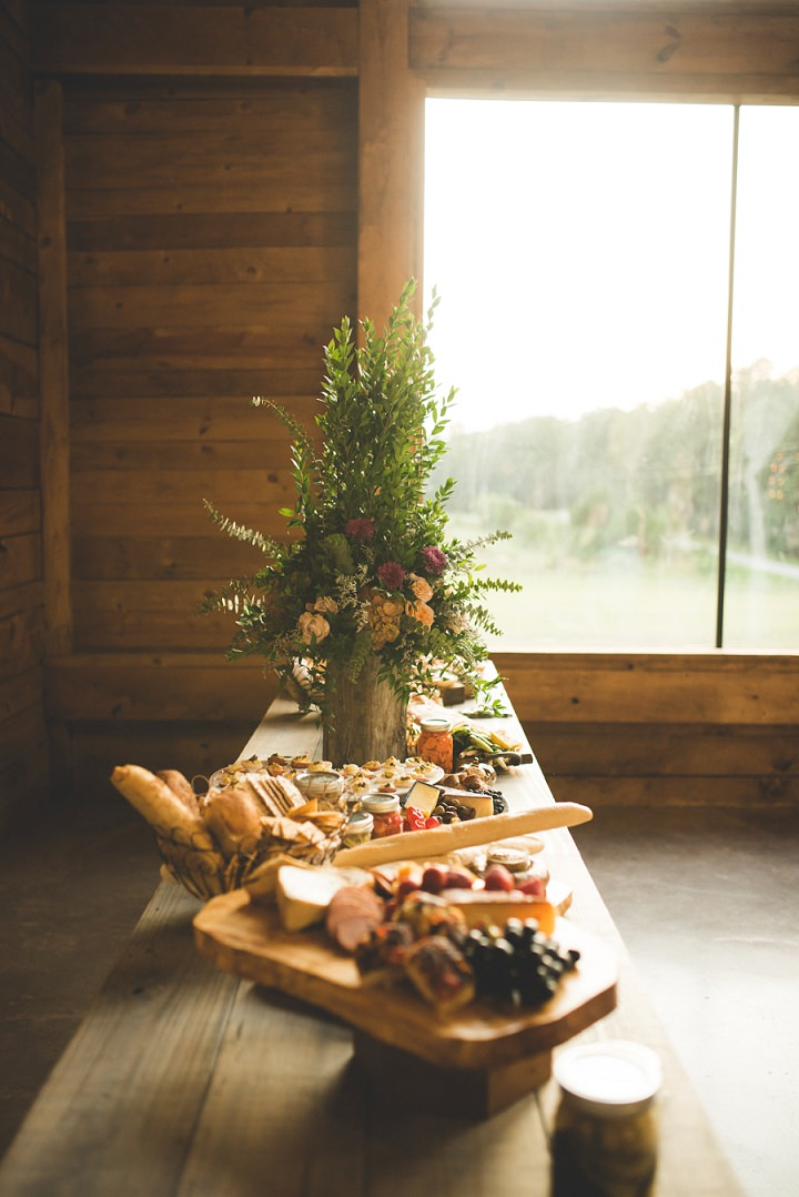Lavender and Honey Harvest Wedding Inspiration
