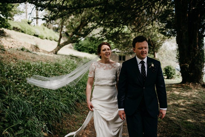 James and Emma's 'Back to Nature' Welsh Wedding by Elaine Williams photography